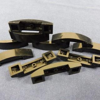 60478 63868 LEGO®  8x Scharnier Gelenk 16 Platte 1x2 m Clip Griff hellgrau